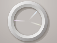 CSS3 Afternoon Clock