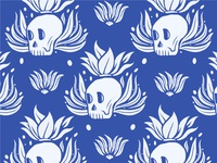 skulls underwater
