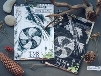 Scandinavian Calendar covers