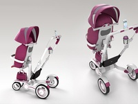 Instinct - baby stroller