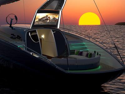 Cascada 34 sailing yacht solar cascada wood ocean ship yacht
