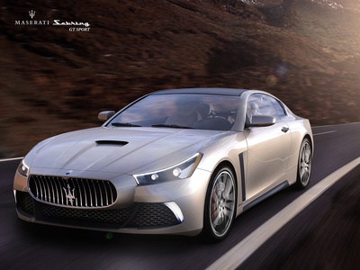 Maserati Sebring 3d model concept design speed automotive design automotive maserati car