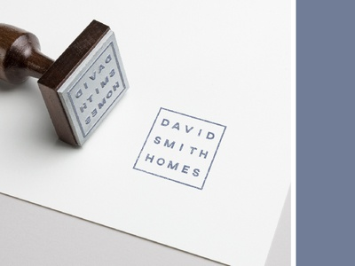 David Smith Brand brandidentity branding logo