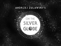 On The Silver Globe - Title Treatment