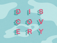 Discovery Poster Design