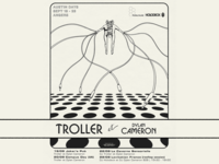 Troller & Dylan Cameron - Angers Poster