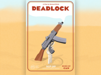 DEADLOCK Alternative Movie Poster