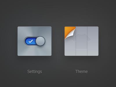 icon icon mobile settings theme android ui zuui