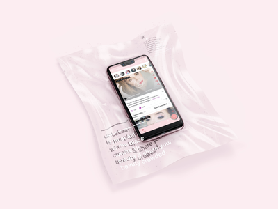 Beauty App beauty beauty app materialdesign startup design mobile uiux ui