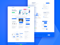 Acquire Live Chat Page Design