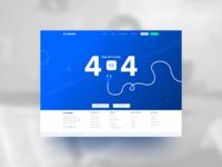 Acquire Error 404 Page Concepts