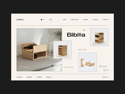 Leibal - Minimal design blog interface store shop decoration architect architecture minimalism baku azerbaijan landing page interaction app minimal web design website ux ui interior furniture