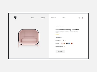 Decorr - Product page