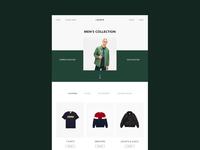 Lacoste - Online Store