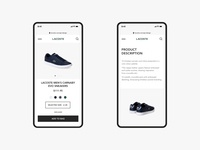 Lacoste - Product page