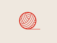 Yarn Illustration