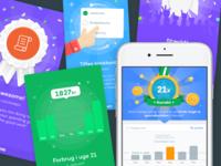 UI & Illustrations