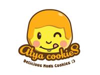 Atya Cookies Logo