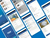 TRIP - Internal Travel Expense App