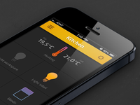 Smarthome remote app