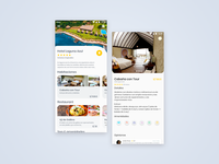 App concept for hotels