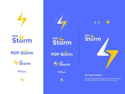 PDP Storm logo