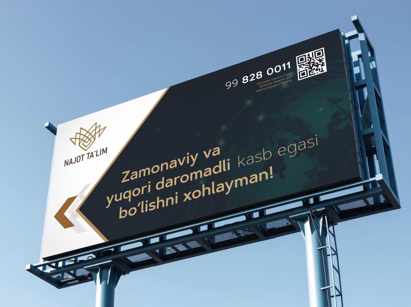Najot ta'lim | Billboard