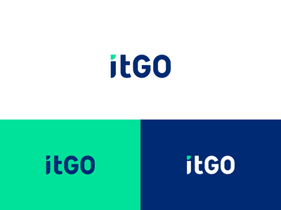 itGO   Logo design logodesign branding design brand logotype design brand design brand identity it logo design branding logo