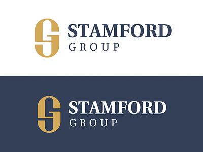 Stamford group   Logo design identity logodesign branding design brand design design brand identity logotype logo design branding logo