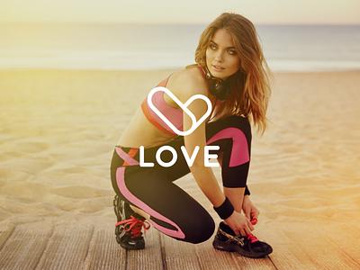 Love   Logo design logodesign branding design design brand design brand identity logotype brand logo design branding logo