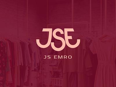 JS Emro | Logo and identity design logodesign branding design golden ratio design brand design brand identity logotype brand logo design branding logo