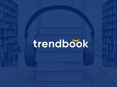 Trendbook   Logo and identity design vector golden ratio design brand design brand identity logotype brand logo design branding logo