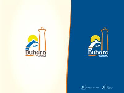 Bukhara Tourism | Logo | Uzbekistan