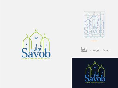 Savob, Arabic logo