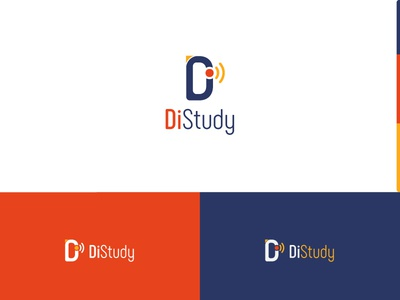 DiStudy logo, branding, golden ratio