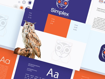 Simplex   logo   Identity