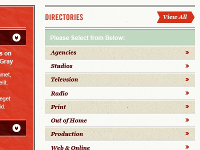 Directories Listing