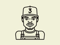 Chance the Rapper Illie