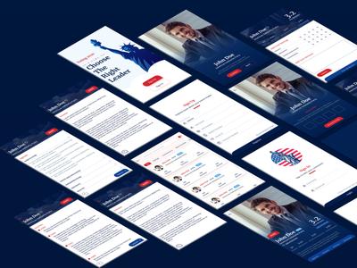 US Voting 2020 - Mobile App