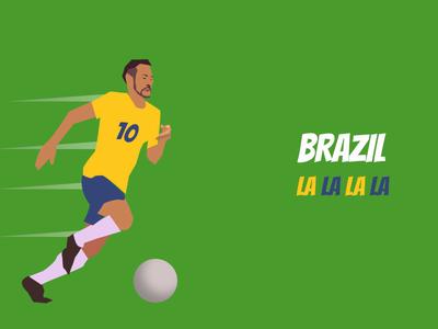 Brazil LA la La la ...