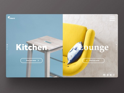 Web Design     Interni artdirector designer userinterface ui design webdesign