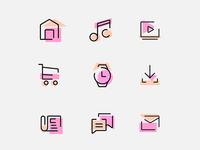 Icon Set - UI