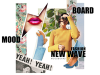 Fashion - MoodBoard - One of the most