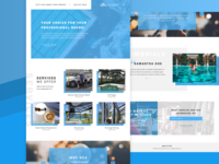 Gulf Coast Aluminium Web Design