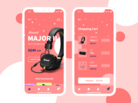 Christmas Themed Ecommerce App