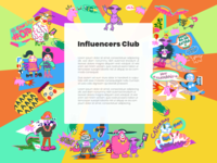 Influencers Club