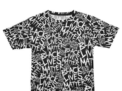 Black Lives Matter blacklivesmatter typogaphy shirt design
