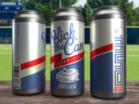 350 Brewing Co. - Kick The Can