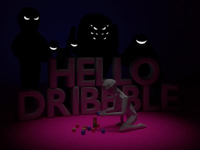 Hey Dribbblers!
