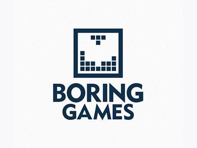 Boring Games Logo